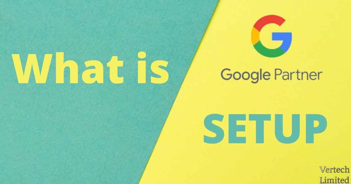 Google Partner Setup